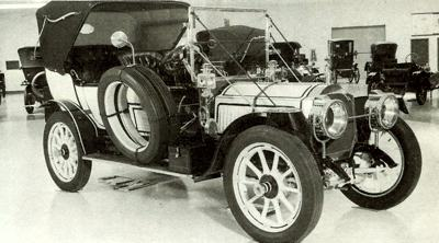 1912 Packard Six