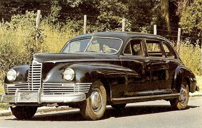 1948 Packard Clipper