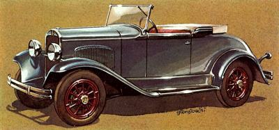 1928 Plymouth