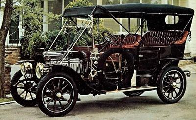 1909 Pope Hartford Type S