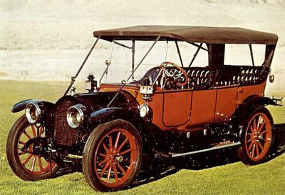 1912 Rambler Cross Country
