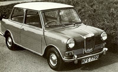 Riley Elf Mk 3 Sedan
