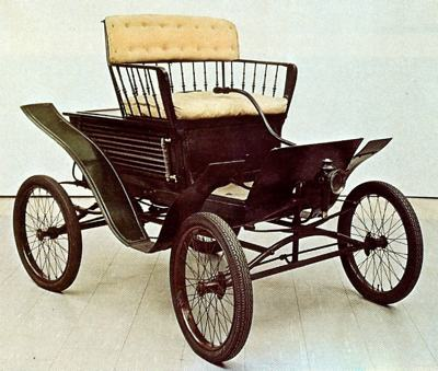 1898 Stanley two-seater