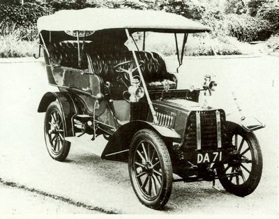 1904 Sunbeam 12 HP Tourer
