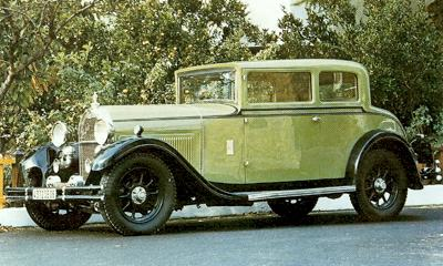 1930 Talbot M67C Coupe