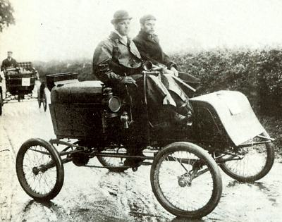 1901 Winton with chain drive
