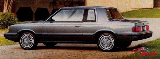 1985 Plymouth Reliant LE 2-door & Vintage Veteran and Classic Car Photos