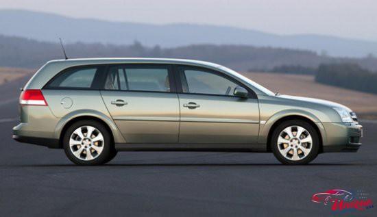 2003 Opel Vectra Wagon