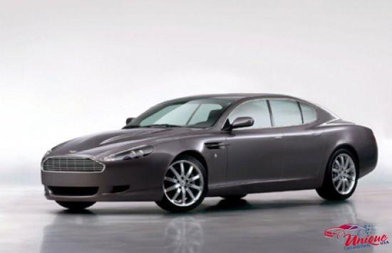 2005 Aston Martin DB9 Lagonda