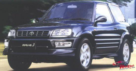 1998 Toyota Rav4 J